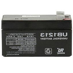 This is an AJC Brand Replacement Universal Power Group UB613 6V 1.3Ah Sealed Lead Acid Battery