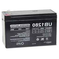 Universal Power Group 12V 8Ah Sealed Lead Acid Battery Peak