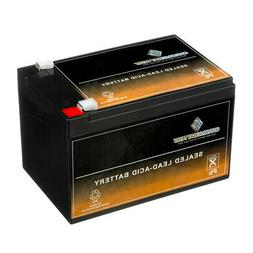 12V 14AH SLA Battery replaces gp12120 ps-12120 wp12-12 gp121