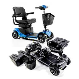 2018 Pride REVO 2.0 4-Wheel Electric Mobility Scooter U1 Bat