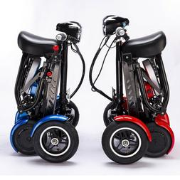 2020 New Foldable Perfect Travel Transformer 4 wheel Electri