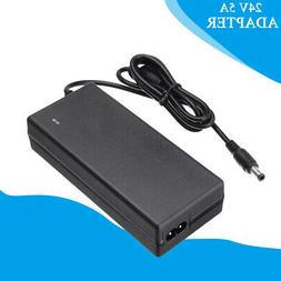 24V 5A Power Adapter For Mobility Electric Scooter Wheelchai