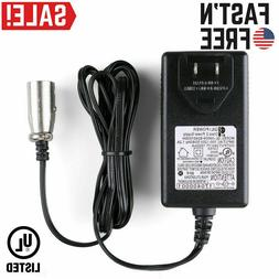 24V Battery Charger for Jazzy Power Chair,Pride Hoveround Mo