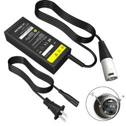 24V Pride Mobility XLR scooter battery charger VRLA/SLA/GEL