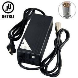 24V 4A Scooter Battery Charger for Jazzy Power Chair, Pride