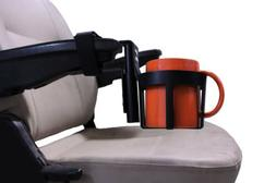 44 oz. Cup Holder for Power Chair & Mobility Scooter Armrest