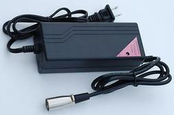 NEW 24V 4A Three Stage Battery Charger For Scooter Wheelchai