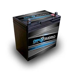 12V 55Ah Deep Cycle AGM Sealed Lead Acid Battery for Wheelch