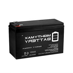 Mighty Max Battery 12V 8Ah Compatible Battery for APC Smart-
