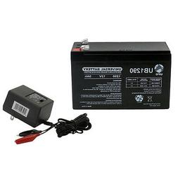 Universal Power Group 12V 9AH Battery for MarCum LX-5 3-Colo