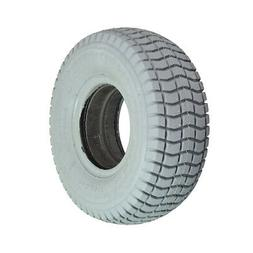 9x3.50-4 Foam Filled Mobility Tire with C203 Grande Knobby T