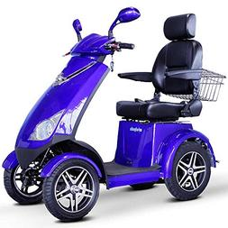 E-Wheels - EW-72 - 4-Wheel - Blue - PHILLIPS POWER PACKAGE T