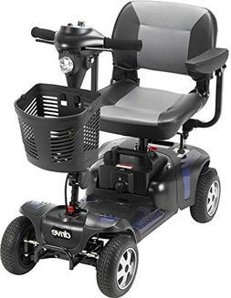 """New with 20"""" Wide Seat:  4 Wheel Mobility Scooter Phoenix HD"""