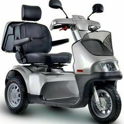 Afikim Breeze S3 HD 3 Wheel Power Electric Mobility Scooter