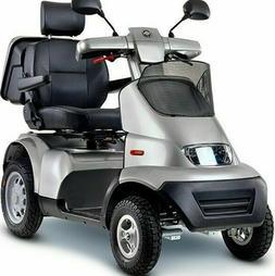 Afikim Breeze S4 HD Power Electric Mobility Scooter