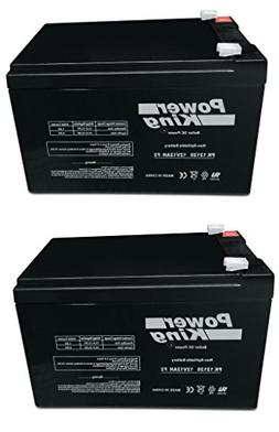 Beiter DC Power High Performance Batteries For: Pride Go Go,