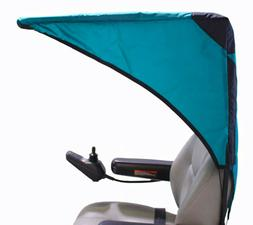 Canopy for Mobility Scooters and Power Wheelchairs, 4 Colors