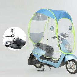 Car Motor Universal Scooter Umbrella Mobility Sun Shade Rain