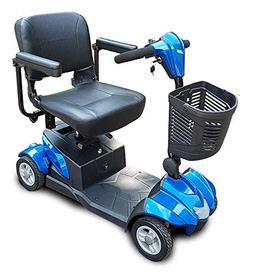 EV Rider CityCruzer 4 Wheel Electric Portable Travel Scooter
