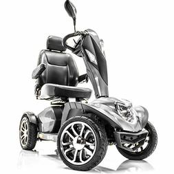 "COBRA GT4 Heavy Duty 20"" Power Electric Mobility Scooter 4-w"