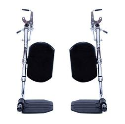 Invacare Corporation Wheelchair Hemi Elevating Legrest, Comp