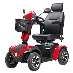 "Panther 4-Wheel Heavy Duty Scooter 20"" Captain Seat PANTHER2"