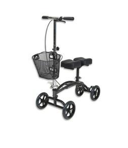 Drive Medical Dual Pad Steerable Knee Walker Knee Scooter wi