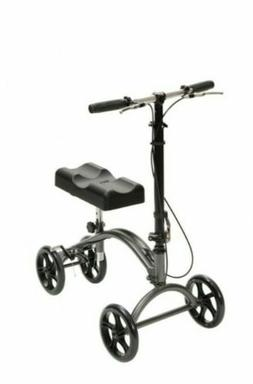 Drive Medical DV8 Aluminum Steerable Knee Walker Crutch Alte