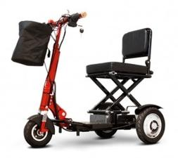 E-Wheels EW-01 SPEEDY Electric Three-Wheeled Trike Mobility