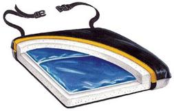 SkiL-Care Econo-Gel Wheelchair Cushion, 16x16x2 inch