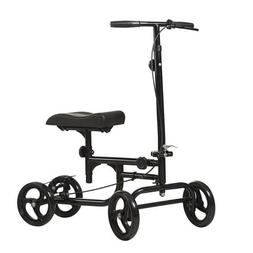 ELENKER Economy Steerable Knee Walker Scooter Drive Medical