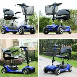 New Innuovo 4 Wheel Power Mobility Scooter Heavy Duty Travel