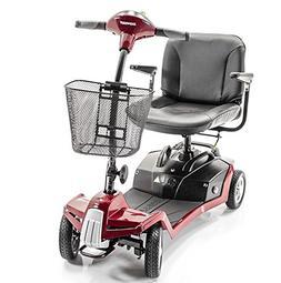 Shoprider ESCAPE 4-Wheel Portable Take Apart Mobility Scoote