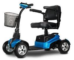 EV Rider - The RiderXpress RiderXpress 4 Wheel Scooter