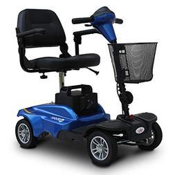 EV Rider - Mini Rider Compact Scooter - 4-Wheel - Metallic R