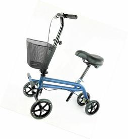 KNEEROVER EVOLUTION STEERABLE SEATED WALKER SCOOTER MOBILITY
