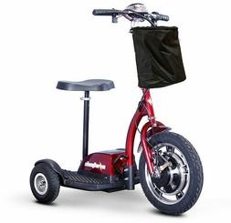 eWheels EW-18 Stand-N-Ride Scooter - Blue - EW-18-B