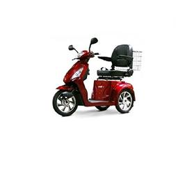 EWheels EW-36 Mobility Scooter - Red - EW-36EW-36 RED