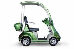 EW-54 Electric Powered Mobility Scooter w Roof 700 Watt EWhe