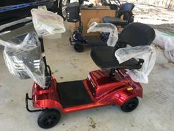 Ewheels EW-M34 Lightweight Long Range Portable Electric Scoo