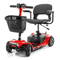 eWheels EW-M34 Long Range Lightweight 4-Wheel Mobility Scoot