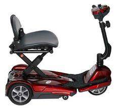 EV Rider Folding Travel Transport Mobility Scooter - Lightwe