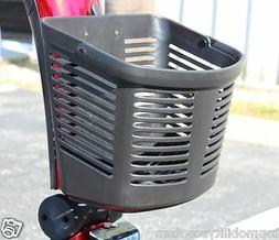 Pride Mobility Large FRONT BASKET for Victory, Go-Go Sport,