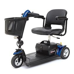 Pride Go-Go Sport 3-Wheel Scooter