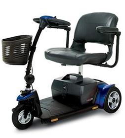 Pride Mobility - Go-Go Elite Traveller Plus - Lightweight Tr