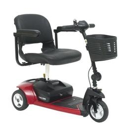 Pride Mobility GO-GO Ultra X 3-Wheel Travel Scooter SC40X
