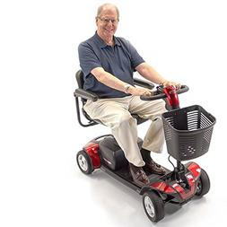 Pride Mobility Go-Go Sport S74 4-wheel Electric Travel Scoot