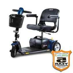 Pride Mobility GoGo Sport 3 Wheel Scooter, 18 AH Batteries w