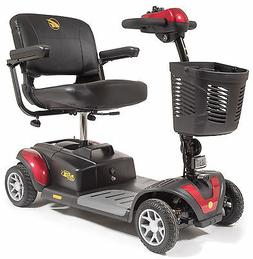 Golden Buzzaround XLS 4 Wheel Portable Mobility Electric Sco
