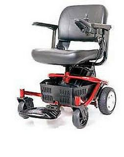 Golden Tech Light Weight Transportable Power Wheelchair - GP